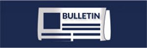 Bulletin – 12th January 2020