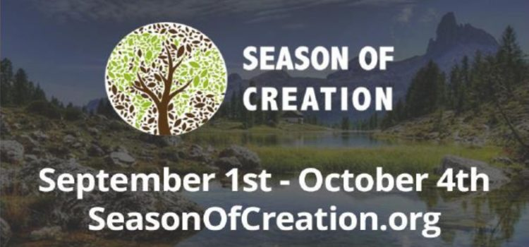 Season of creation events in Windsor