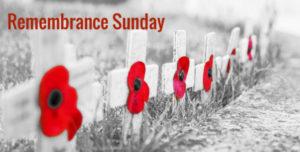 Remembrance Sunday - 10am service