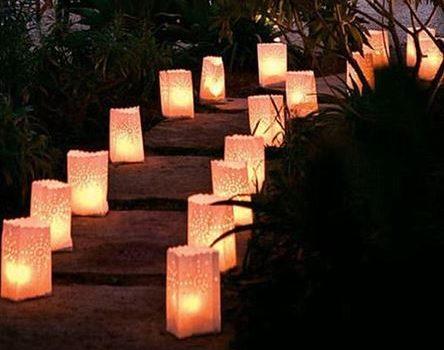 Light up a life service