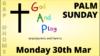 30th Mar - GAP Programme