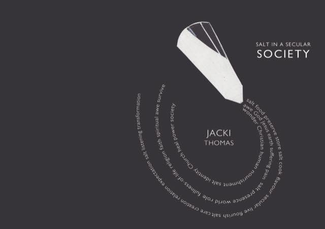 Salt in a secular society