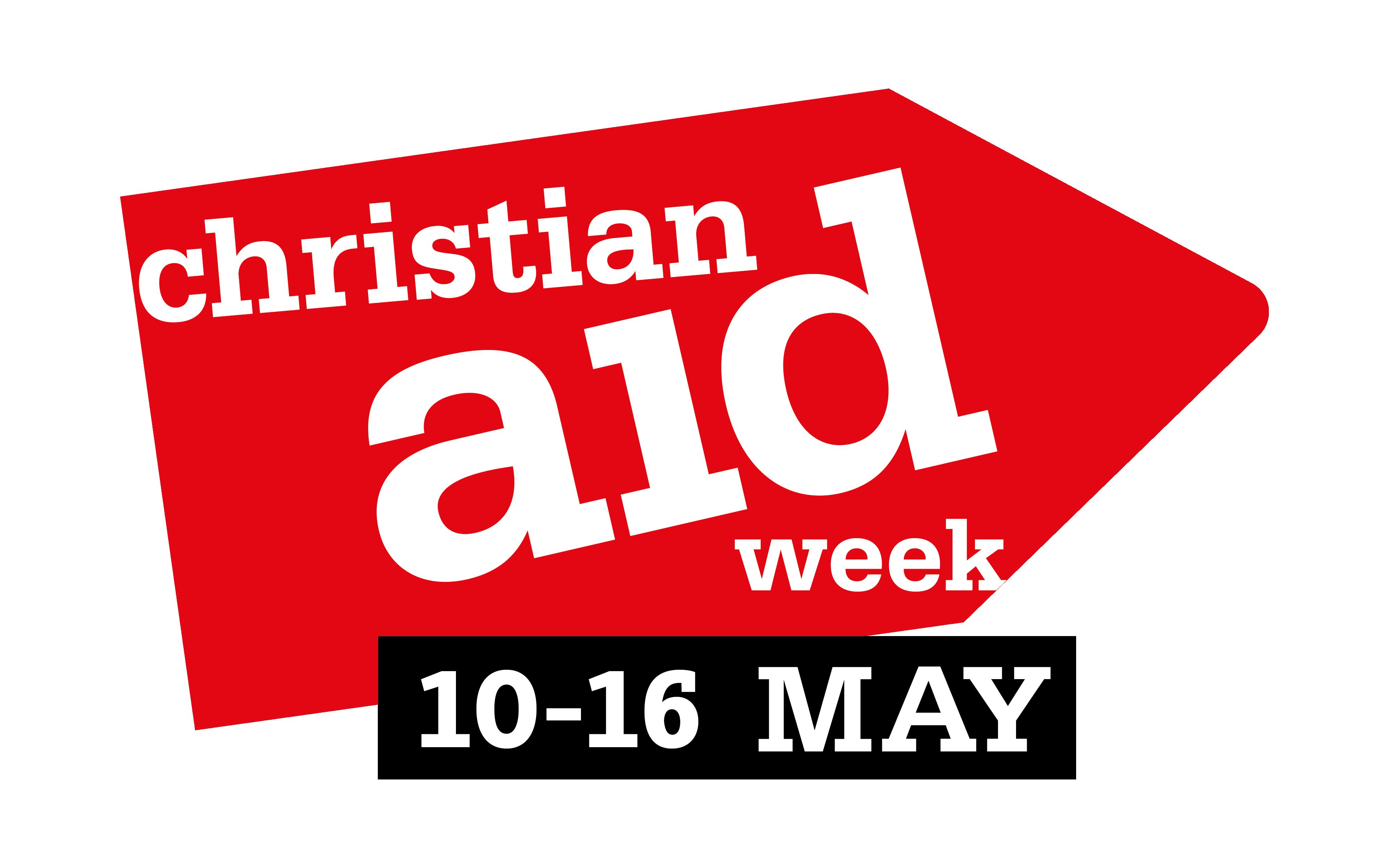 Christian Aid Week 10-16th May 2020