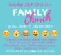Family Church - New event