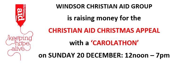Christian Aid Carolathon