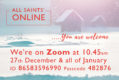 Sunday Services Online