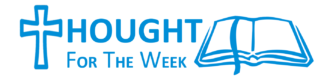 """6th June 2021 - Thought for the week """"A Generous Heart pt 2"""""""